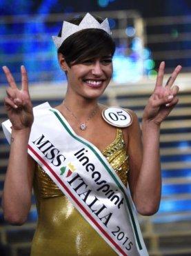 Miss Italia 2015, Alice Sabatini