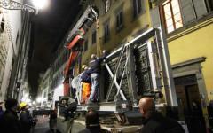 Firenze: la Porta Nord del Battistero dopo il restauro va nel Museo dell'Opera del Duomo