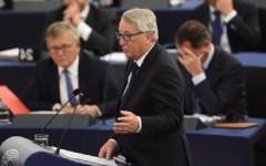 Strasburgo, Parlamento UE: Juncker discorso sullo stato dell'Unione centrato sull'immigrazione