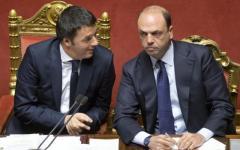 Unioni civili accordo di maggioranza Renzi-Alfano: stralciata la Stepchild adoption. E  voto di fiducia