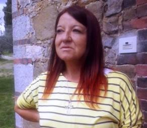 Giuseppina Mura, 48 anni (foto Facebook - Comune di Asciano di Siena)