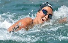 Nuoto: Rachele Bruni, fiorentina, vince la Coppa del mondo nei 10 km in acque libere