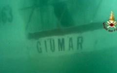 Viareggio, ecco il video del peschereccio Giumar naufragato. Dopo 4 giorni nessuna traccia dei dispersi