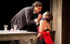 Firenze: alla Pergola va in scena «L'uomo, la bestia e la virtù» di Pirandello