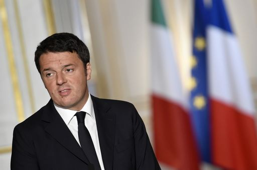 FRANCE-ITALY-DIPLOMACY
