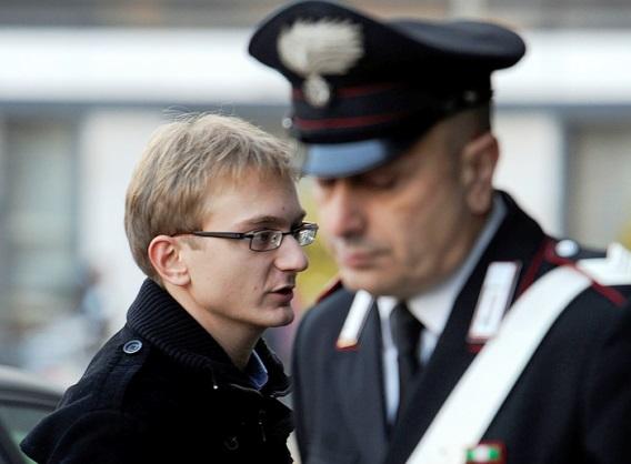 Alberto Stasi è già in carcere, a Bollate nel Milanese