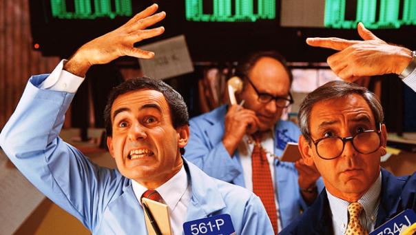 Borsa, a picco i titoli bancari