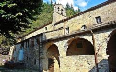 Firenzuola, l'abbazia di Moscheta prima in Italia nel Registro dei paesaggi rurali storici