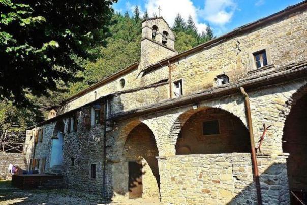 L'Abbazia di Moscheta a Firenzuola: entra nel Registro Nazionale dei paesaggi rurali