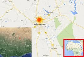 La capitale del Burkina Faso, colpita dall'attentato