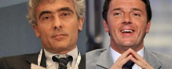 Tito Boeri e Matteo Renzi
