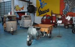 Pontedera. Festa per i 70 anni della Vespa. Dal 23 al 25 aprile 2016, il programma