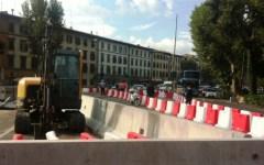 Firenze, lavori tramvia: dal 18 aprile sarà modificata la viabilità in viale Strozzi