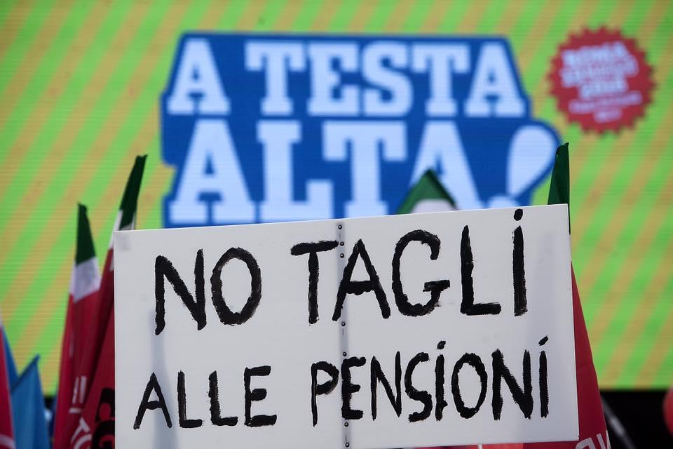 Pensioni: sindacati pronti allo sciopero generale senza risposte su modifica legge Fornero