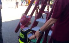 Firenze, pompieropoli 2016: centinaia di bambini in divisa e sui percorsi del fuoco (Video e foto)