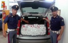 Sicurezza: 1 arresto e 3 denunce della Polizia stradale (video), per contrabbando e spaccio di droga