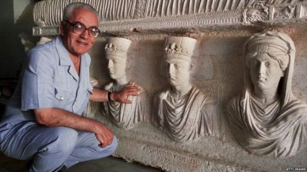 L'archeologo Khāled al-As'ad