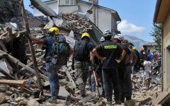 Terremoto: 267 le vittime, 238 le persone estratte vive dalle macerie, 387 i feriti ospedalizzati