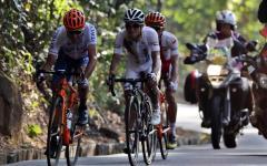 Olimpiadi rio 2016: ciclismo, delusione per Nibali. Era in testa, caduto a 11 km dal traguardo.