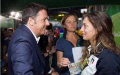 Olimpiadi Rio 2016: la spadista Fiamingo commenta gli sms di Renzi: non è vero che portano sfiga