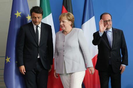 Talks following the Britain's EU referendum vote