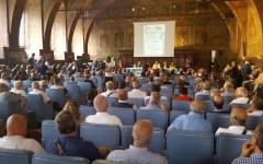 Italia di mezzo: una straordinaria opportunità di sviluppo, incontro sindacati Presidenti regioni