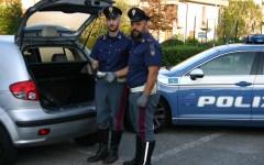 Sicurezza, Polizia stradale: quattro arresti a Arezzo e Viareggio per furto e spaccio di droga