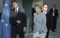 Bratislava, vertice Ue: lo strappo di Renzi. Contro Merkel e Hollande su crescita e migranti
