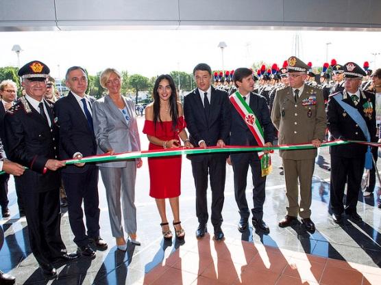 Si inaugura a Firenze nuova Scuola Marescialli Carabinieri