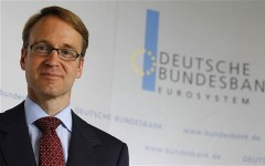 Economia Ue: Il Presidente Bundesbank, l'Italia ha già fruito della flessibilità ma non ha praticato politiche di austerity