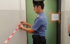 Firenze: ladro chiuso nell'ascensore arrestato dai Carabinieri