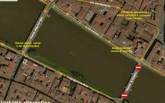 Firenze: da lunedì 10 ottobre chiude il Ponte a Santa Trinita, fino al 18 ottobre