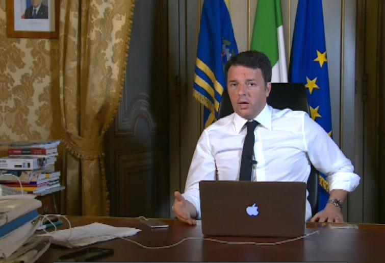 Trump, il grande imbarazzo di Renzi che tifava per Clinton
