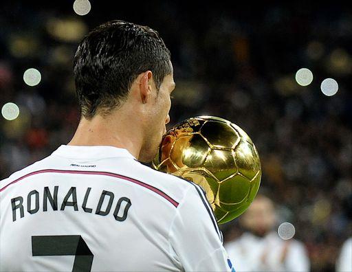 Ronaldo IV°, Pallone d'Oro. Quasi raggiunto Messi