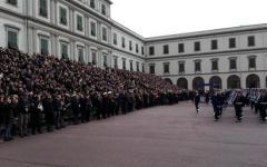 Livorno: all'Accademia navale giuramento di 193 allievi. A Piombino lo smantellamento delle navi militari dismesse