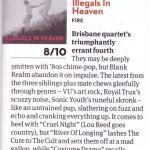 Uncut - Illegals In Heaven - album review