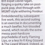 MOJO - Album Review