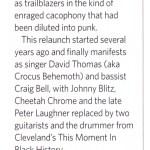 Classic Rock - Black Record - album review