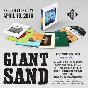 giant sand rsd image