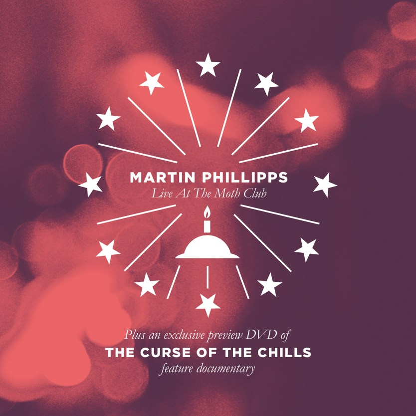 Martin Phillips - Live At The Moth Club-cover-image