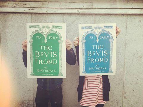 bevis screen prints