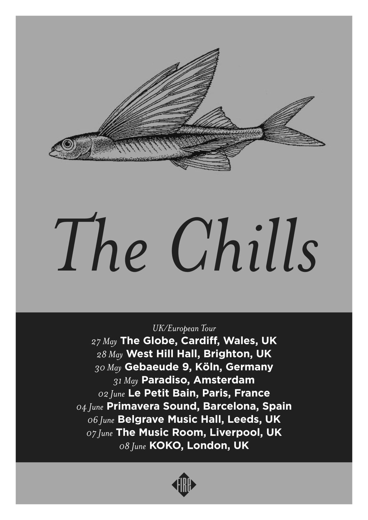 chills ukeu tour poster 2016