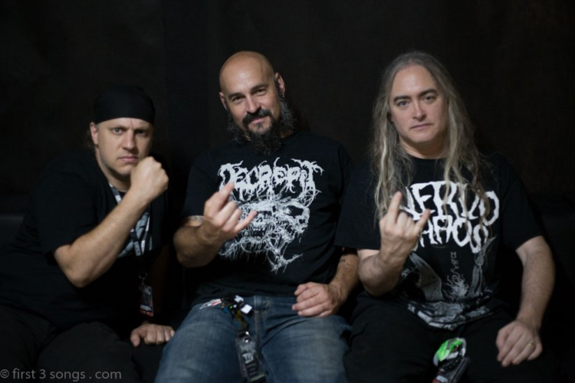 Incantation - Metaldays 2016