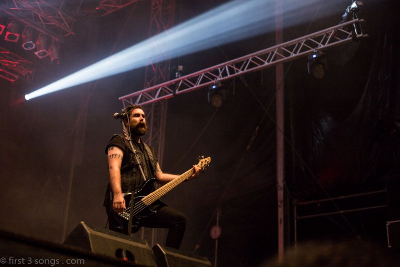 Skindred - Metaldays 2016