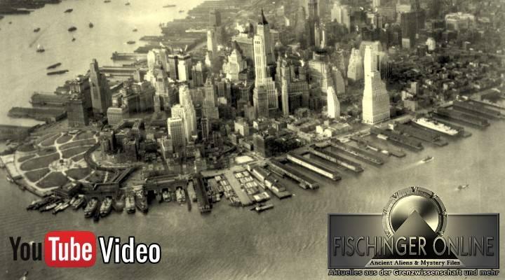 +++YouTube-Video+++ Nicht erkannte Reste einer Megalithkultur an den Stränden von New York abgeladen...oder nichts als moderne Kunst?