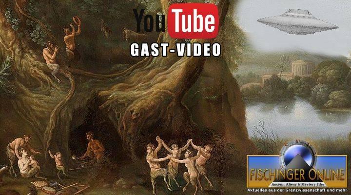 +++YouTube-Video+++ UFOs, Außerirdische und UFO-Entführungen durch fremde Wesen im Mittelalter und seit Jahrtausenden!