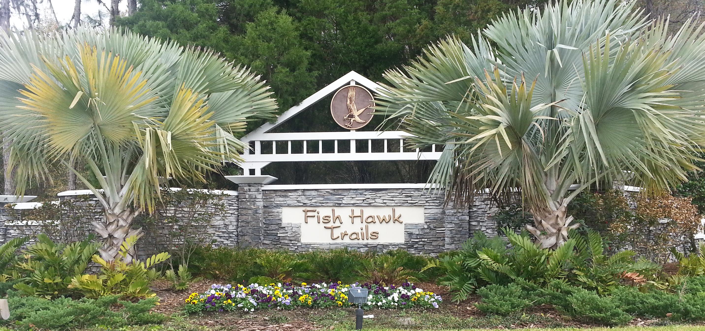 Fish hawk trails for Fish hawk fl