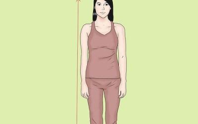 Postura de pie apropiada 1