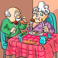Dibujo_de_pareja_mayor_comiendo_a_la_mesa