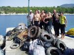 Harbour and beach cleaning
